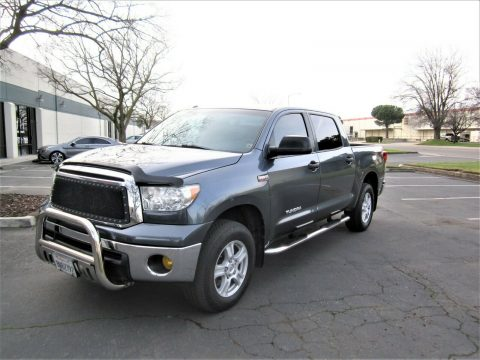 well equipped 2010 Toyota Tundra Grade pickup for sale