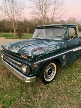 awesome patina 1964 Chevrolet C 10 pickup for sale