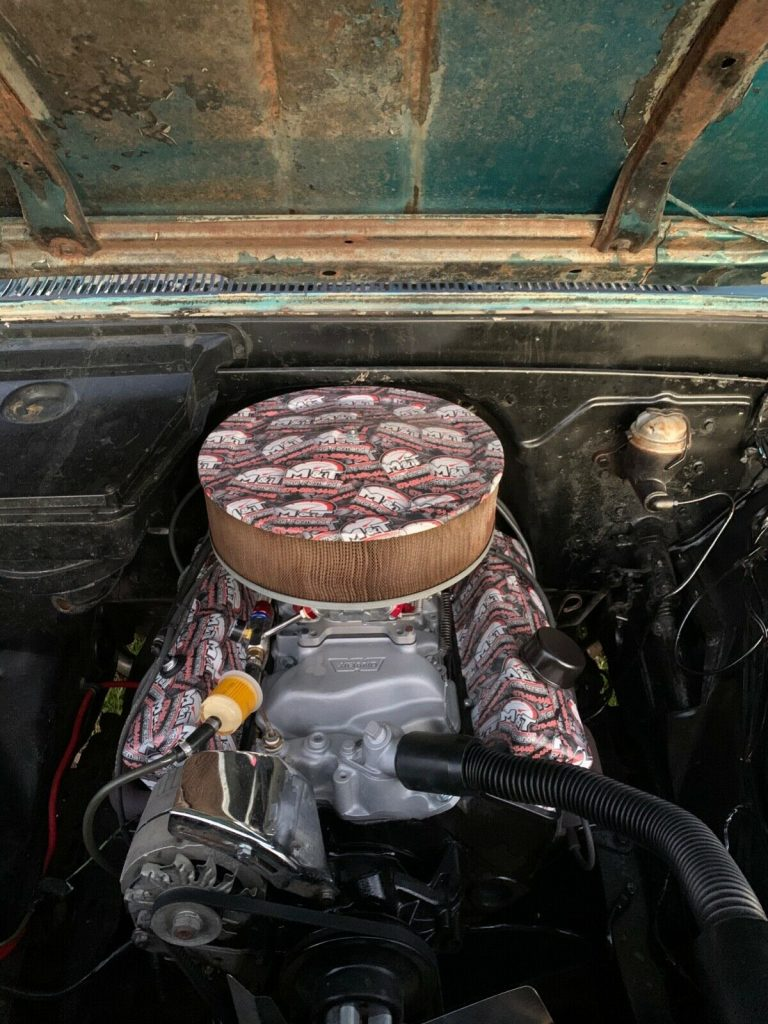 awesome patina 1964 Chevrolet C 10 pickup
