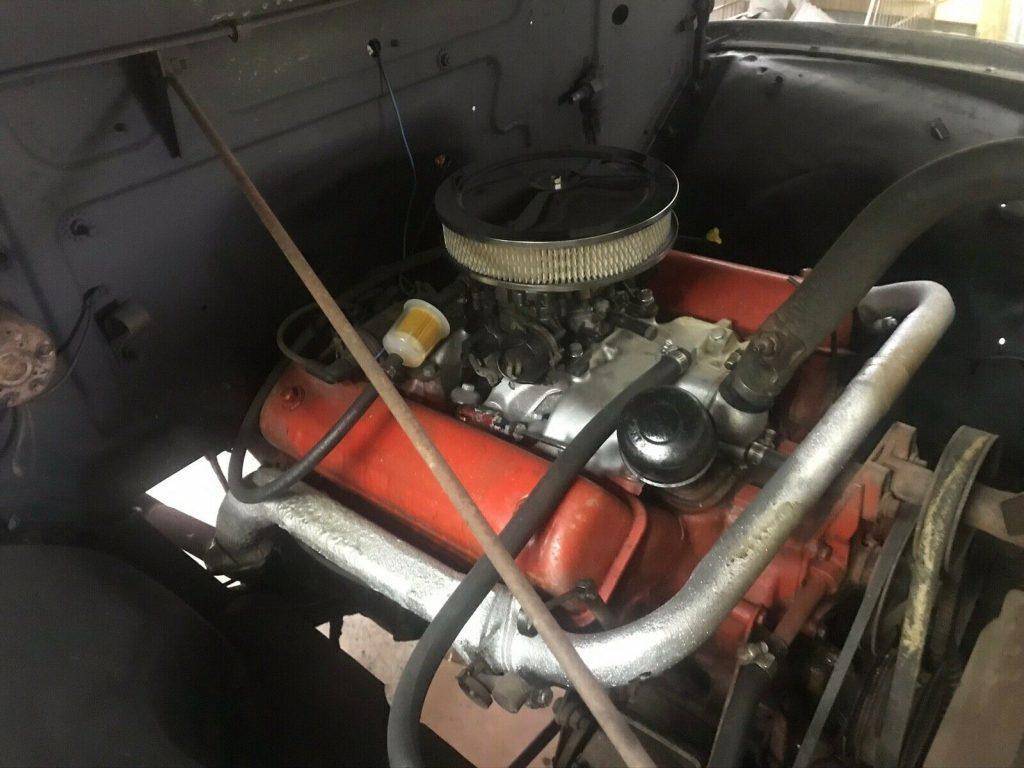 barn find 1953 Ford F 100 F 100 Shortbed pickup vintage