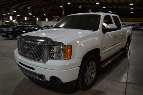 fully loaded 2011 GMC Sierra 1500 Denali pickup for sale