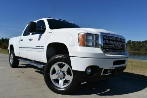 great shape 2012 GMC Sierra 2500 Denali pickup for sale