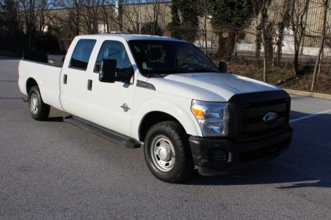 lift gate 2011 Ford F 350 pickup for sale