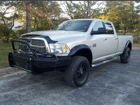 loaded 2010 Dodge Ram 3500 SLT pickup for sale