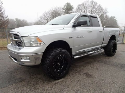 loaded 2011 Ram 1500 Big Horn pickup for sale