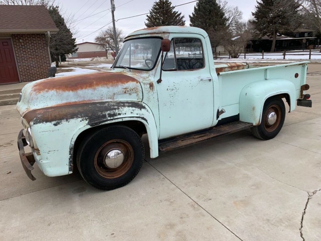 new parts 1953 Ford F 250 pickup