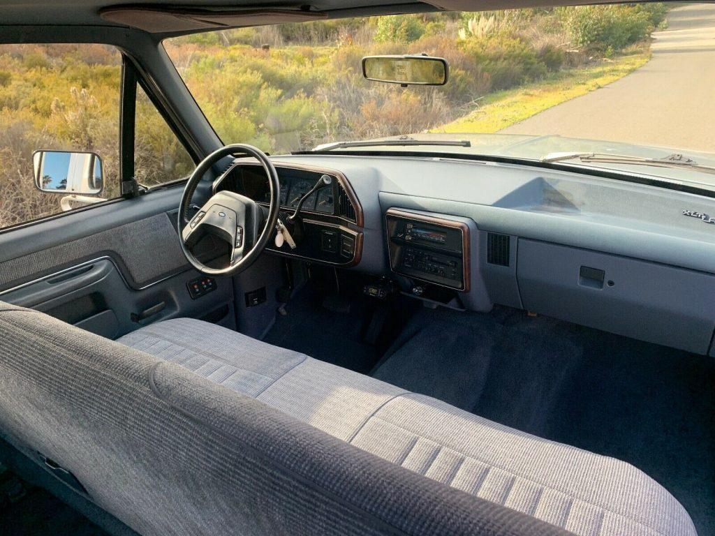original shape 1989 Ford F 350 F 350 Long Bed pickup