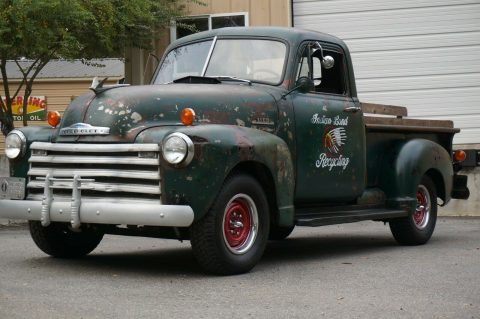 patina custom 1953 Chevrolet Pickup for sale