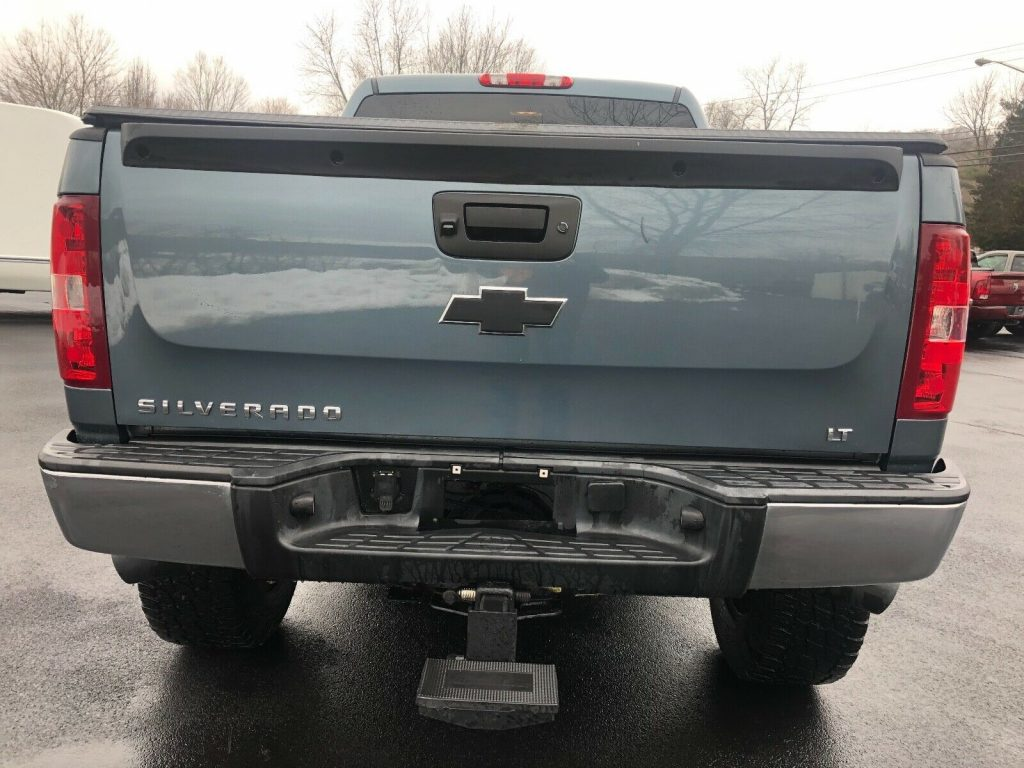 repaired 2013 Chevrolet Silverado 1500 K1500 LT pickup