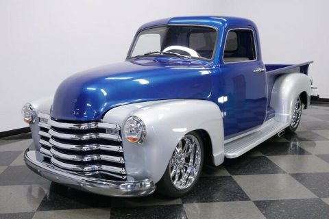 Restomod 1953 Chevrolet 3 Window Pickup for sale