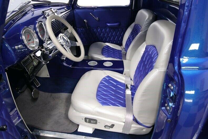 Restomod 1953 Chevrolet 3 Window Pickup