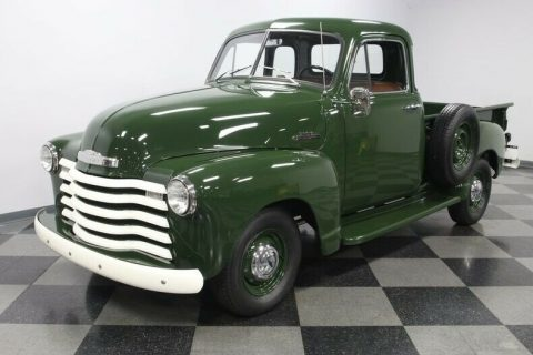 restomod 1953 Chevrolet Pickup 5 Window pickup for sale