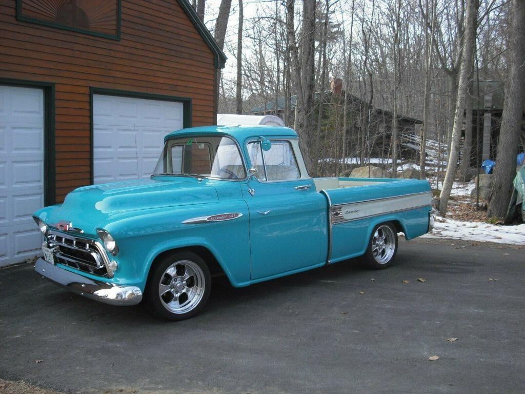 restomod 1957 Chevrolet Pickup