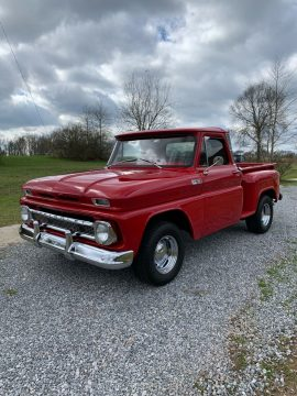 restored 1965 Chevrolet C 10 Custom pickup for sale