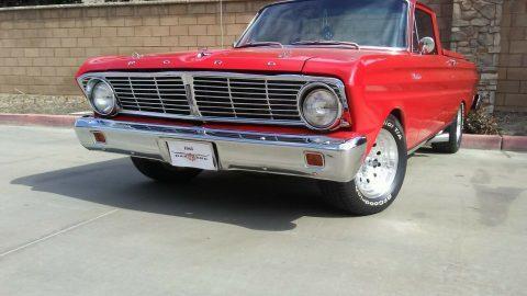 restored 1965 Ford Ranchero Basic custom for sale