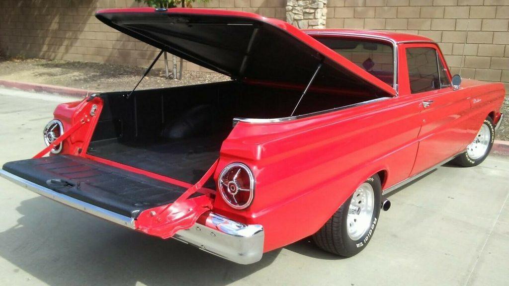 restored 1965 Ford Ranchero Basic custom