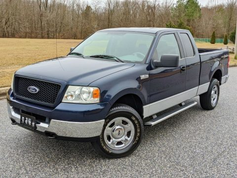 super clean 2005 Ford F 150 pickup for sale