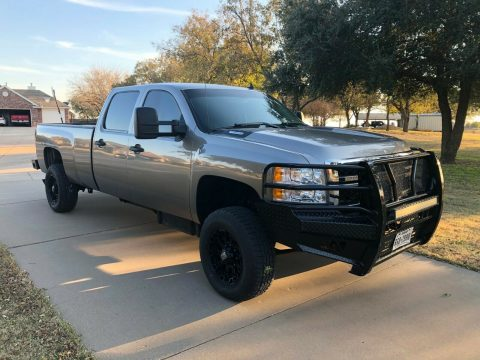 upgraded 2012 Chevrolet Silverado 2500 LS pickup for sale