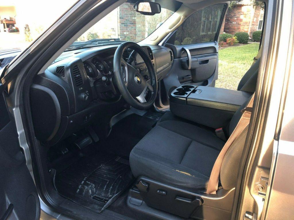 upgraded 2012 Chevrolet Silverado 2500 LS pickup