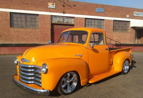 very nice 1951 Chevrolet Deluxe Pickup for sale