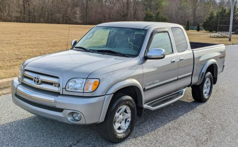 well optioned 2003 Toyota Tundra pickup for sale