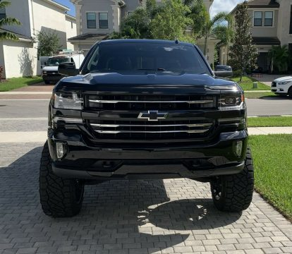 brand new engine 2016 Chevrolet Silverado K1500 HIGH COUNTRY pickup for sale