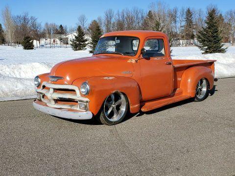 custom 1954 Chevrolet 3100 Pickup for sale