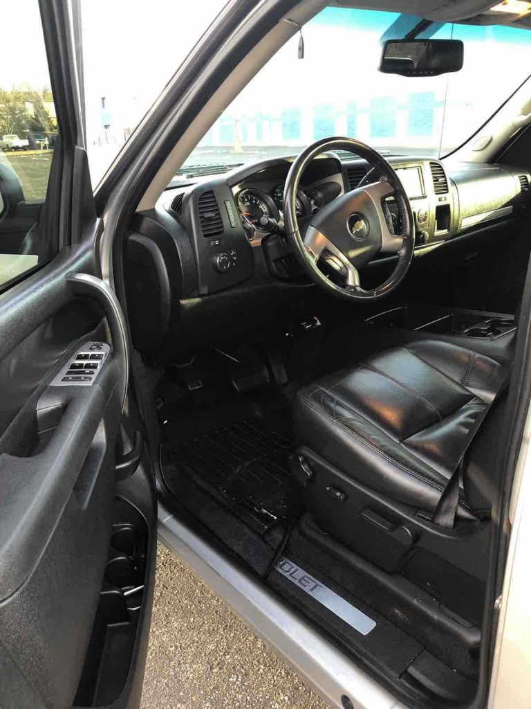 great shape 2011 Chevrolet Silverado 1500 K1500 LT pickup