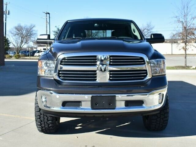 new lift 2016 Ram 1500 Big Horn pickup