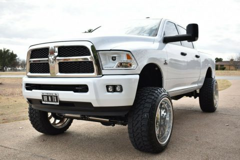very clean 2016 Dodge Ram 2500 pickup for sale
