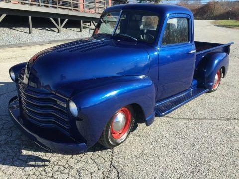 well built 1954 Chevrolet custom Pickup for sale