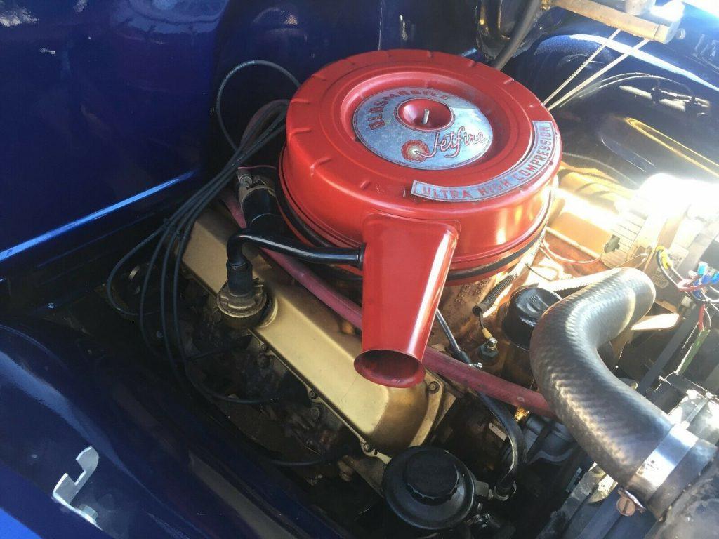 well built 1954 Chevrolet custom Pickup