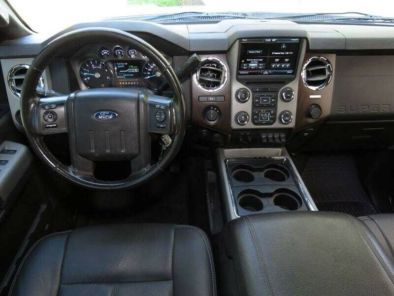 loaded 2016 Ford F 250 Super DUTY pickup