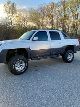 never offroaded 2003 Chevrolet Avalanche K1500 pickup for sale