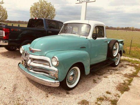 older restoration 1954 Chevrolet 3100 5 Window pickup for sale