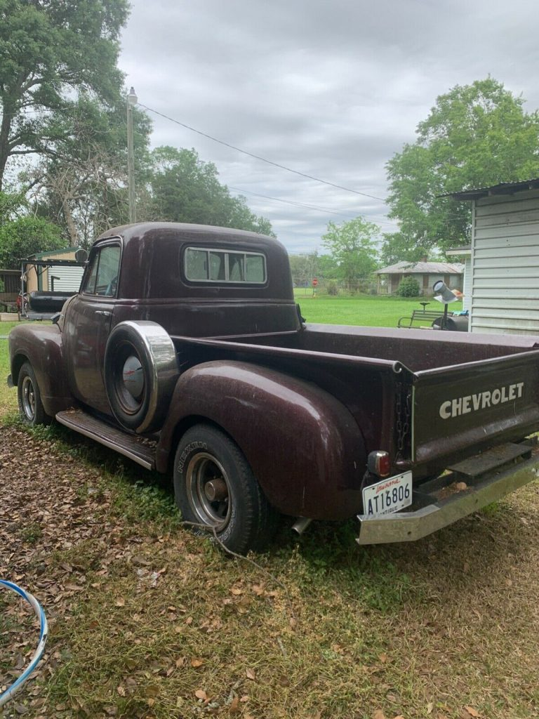 solid 1953 Chevrolet 3100 Pickup