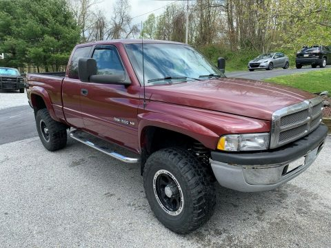 solid 1997 Dodge Ram 1500 pickup for sale